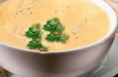 Крем суп.