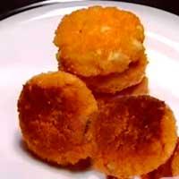 Котлеты картофельные