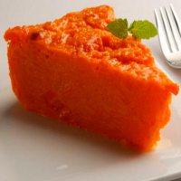 Суфле морковно-яблочное паровое Рецепт