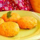 Котлеты или биточки морковно-яблочные паровые