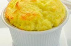 Суфле картофельное Рецепт
