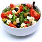 Салаты из овощей при панкреатите